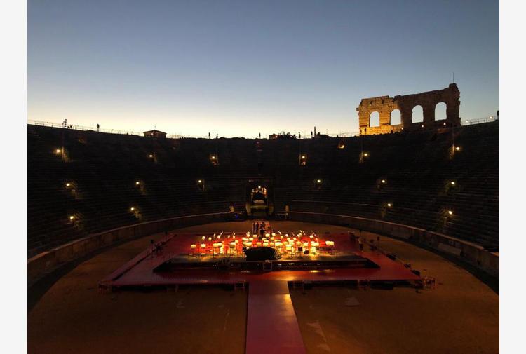 stagione Arena di Verona, definito il protocollo