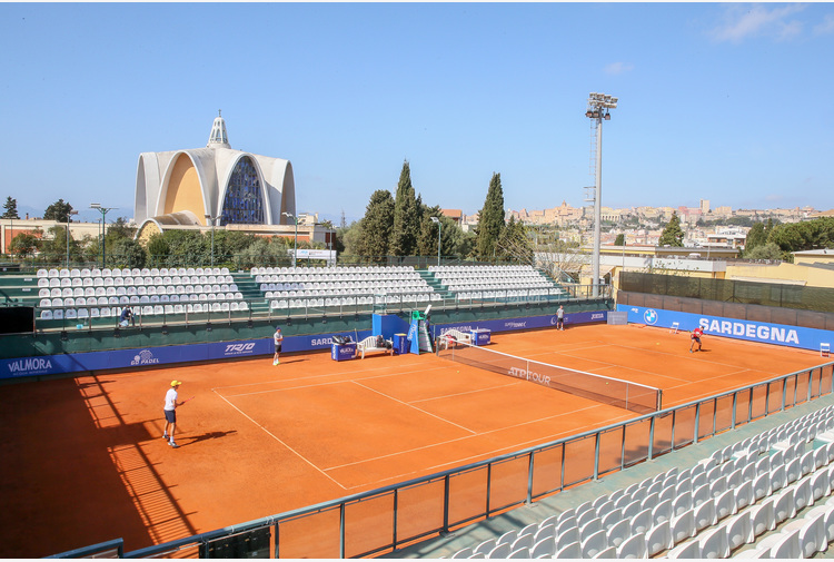 Sardegna Open: 7 gli azzurri nel main draw. Sonego terza testa di serie