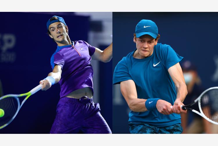 Ranking ATP: che balzi Hurkacz e Sinner, Italia record: dieci Top 100
