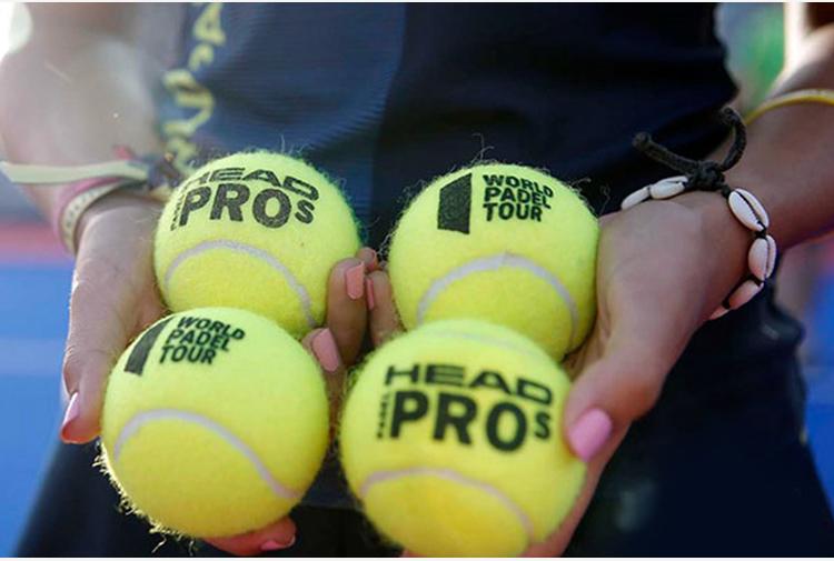 Palline da padel e palline da tennis: che differenza c'è?