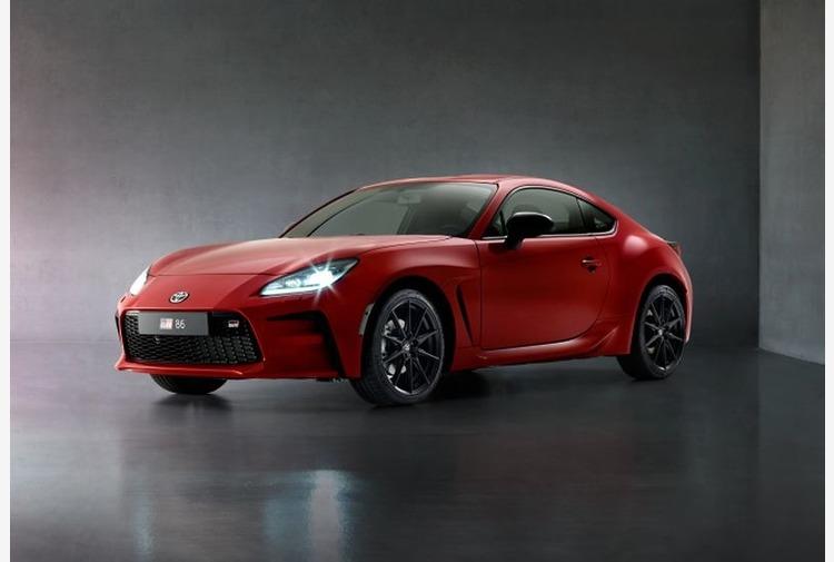 Toyota, anteprima mondiale della nuova GR 86