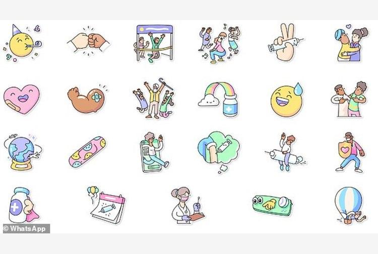 WhatsApp lancia sticker dedicati ai vaccini insieme all'Oms