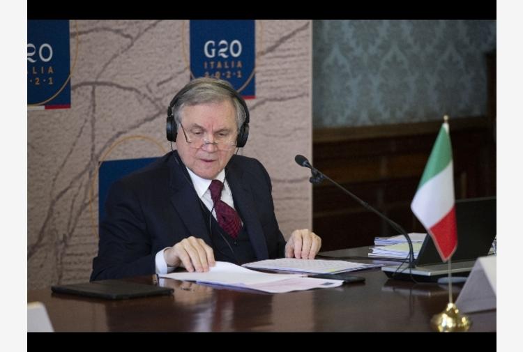 G20: Visco, ci saranno insolvenze e Npl ma c'è fiducia
