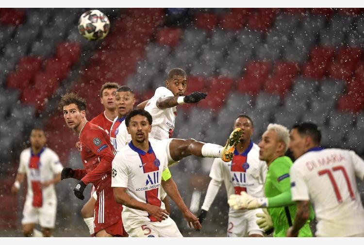 Champions: Bayern-Psg 2-3