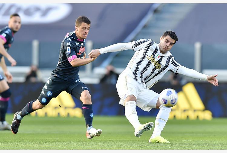 Serie A: Juventus-Napoli 2-1