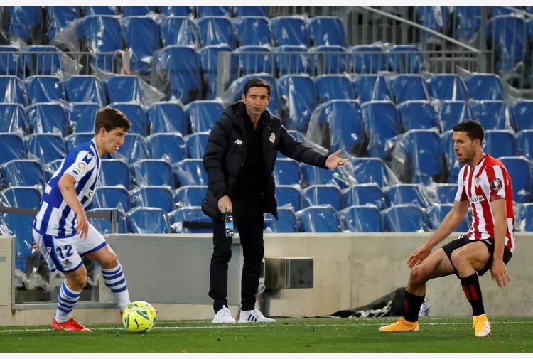 Real Sociedad e Athletic Bilbao questa volta pareggiano