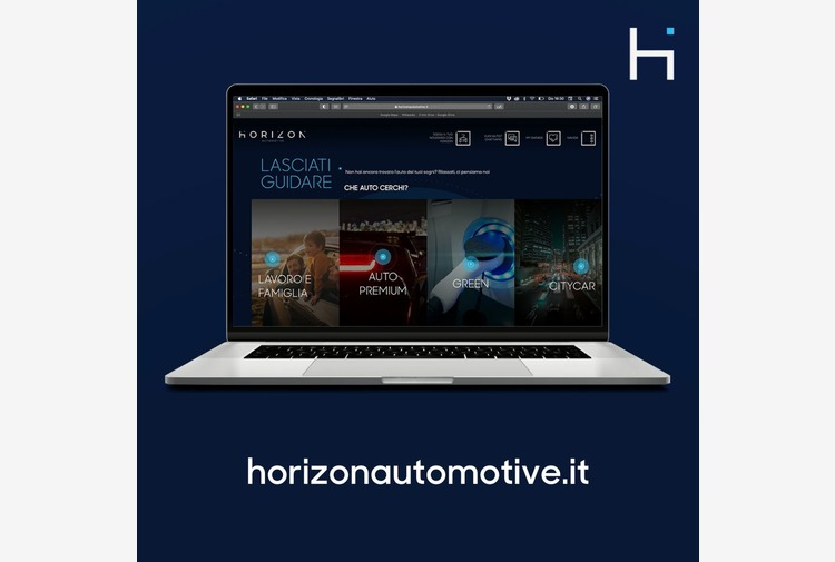 Horizon Automotive, nasce il garage virtuale per il noleggio