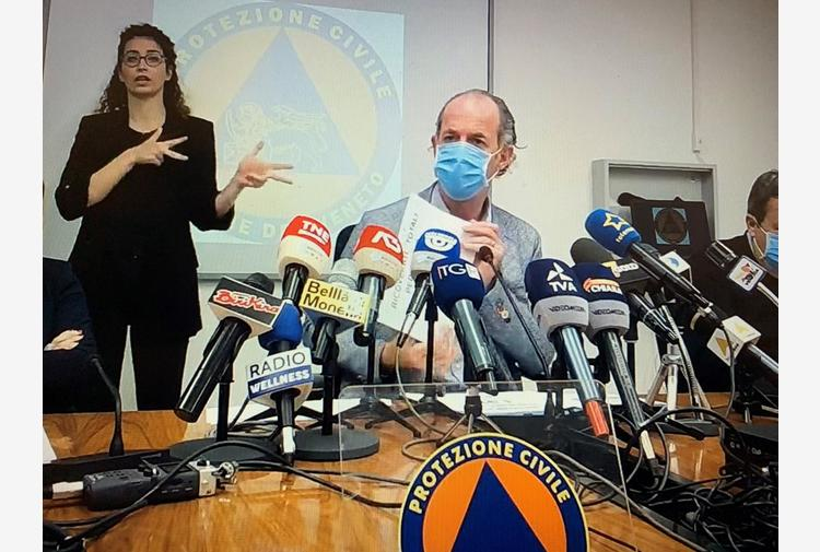 Covid Veneto, Zaia: 'Oggi 1.111 contagi'. Dati 7 aprile
