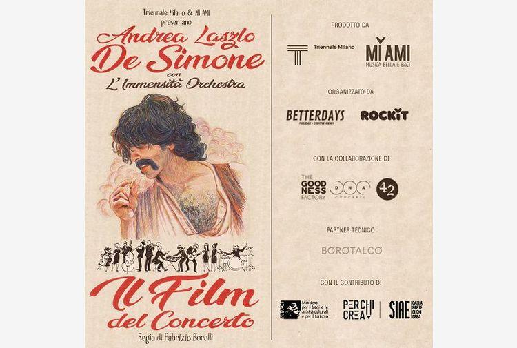 Quello che c'è da sapere sull'opera live di Antonio Laszlo De Simone