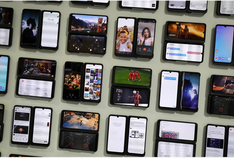 LG, fino a tre aggiornamenti Android per gli smartphone