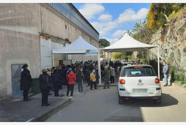 Vaccini: Sardegna risale a oltre 8mila dosi al giorno