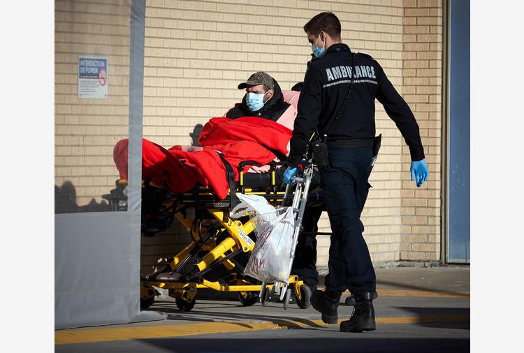 Covid: l'Ontario di nuovo in lockdown per un mese da oggi