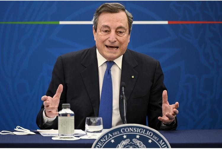 Vaccini: Draghi,non ho dubbi, obiettivi verranno raggiunti
