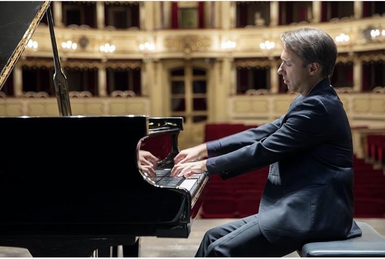 Il pianista Maurizio Baglini al Teatro Comunale di Bologna