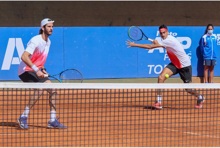 Vavassori/Sonego, semifinale a Cagliari: è grande Italia anche in doppio