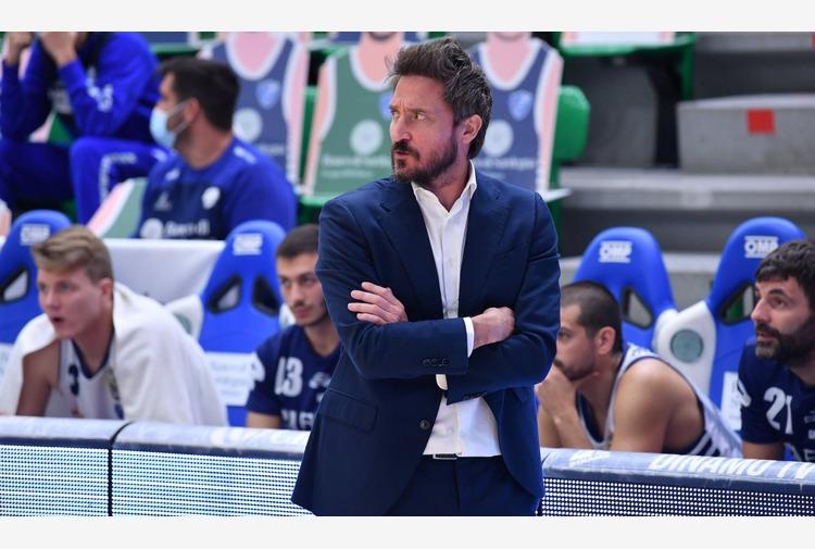 Le parole di coach Pozzecco e Kruslin