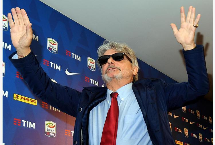 Sampdoria: Ferrero, Ranieri e Quagliarella non si toccano