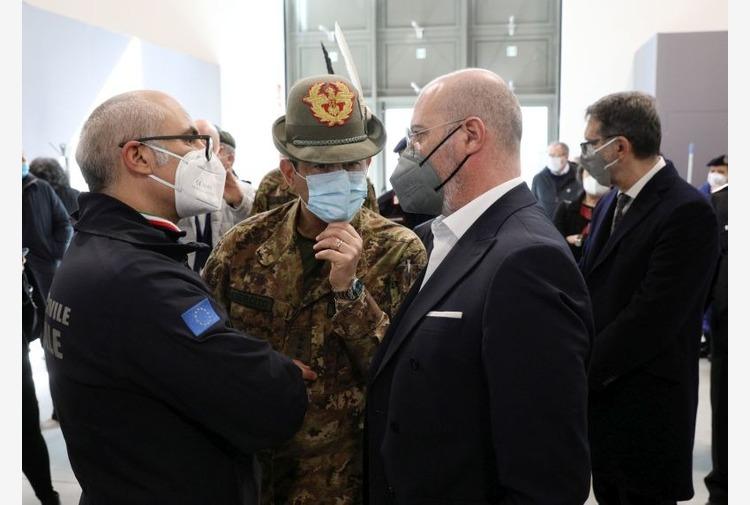 Vaccino, Figliuolo e Curcio 'Emilia Romagna a posto, sopra target'