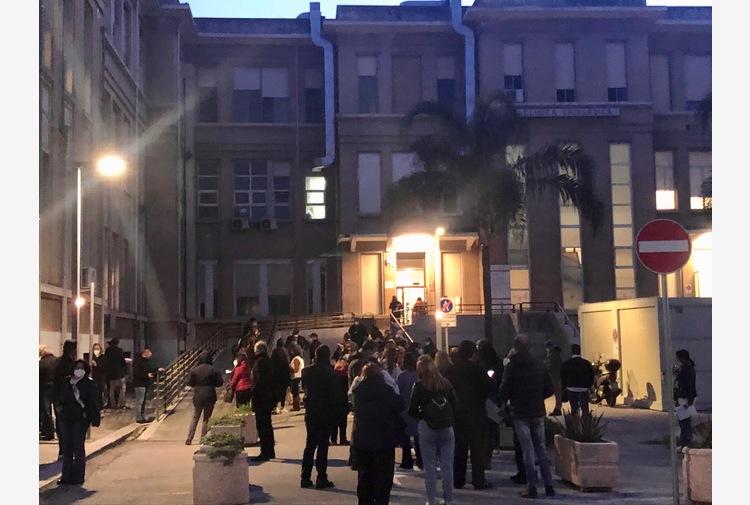 'Notte dei vaccini' al Policlinico di Bari, 2.800 in 18h