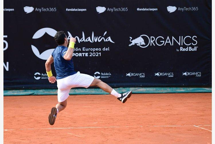 Marbella: Alcaraz out, finale Munar-Carreno Busta