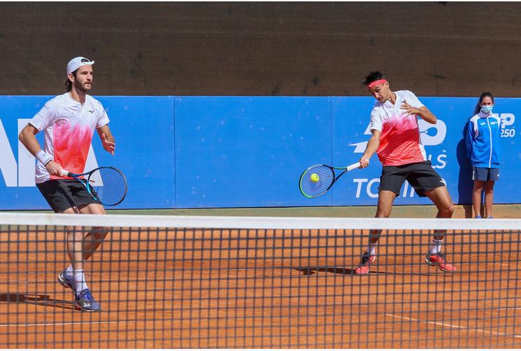 Sardegna Open: sfida fra Bolelli e Sonego/Vavassori per il titolo in doppio