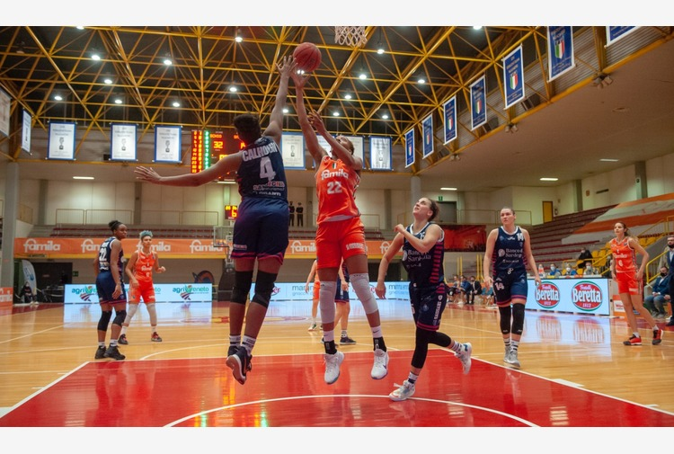 A Schio gara a senso unico: ai playout sarà Broni-Dinamo Women
