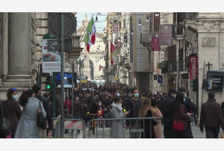 Aperturisti domani in piazza anche dopo no Questura: 'pacifici'