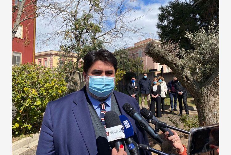 Covid: Solinas, su pranzo con politici presto provvedimenti