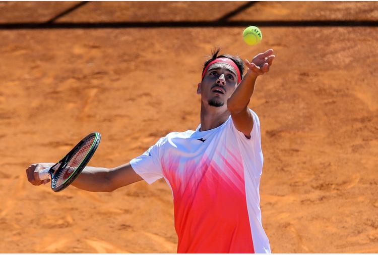 Sardegna Open: Sonego-Djere, la sfida che vale il titolo (alle 13 in tv)