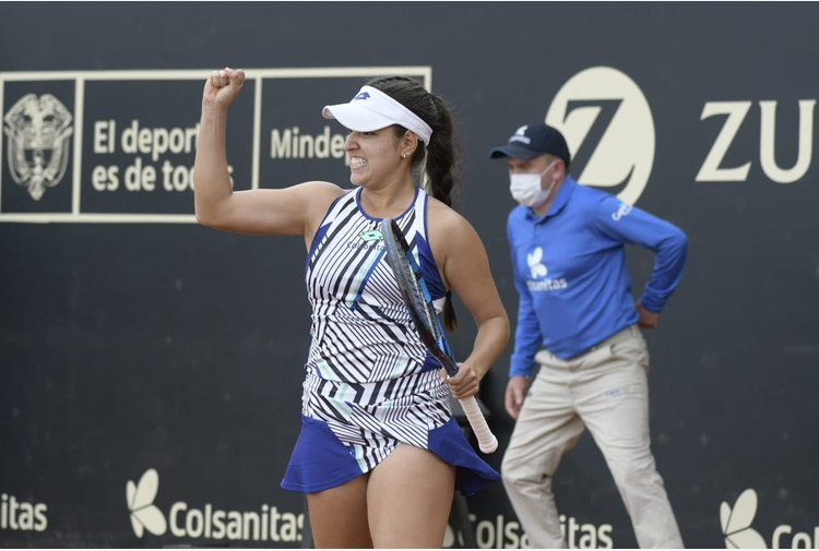 Osorio Serrano, la sorpresa di Bogotà: finale con Zidansek