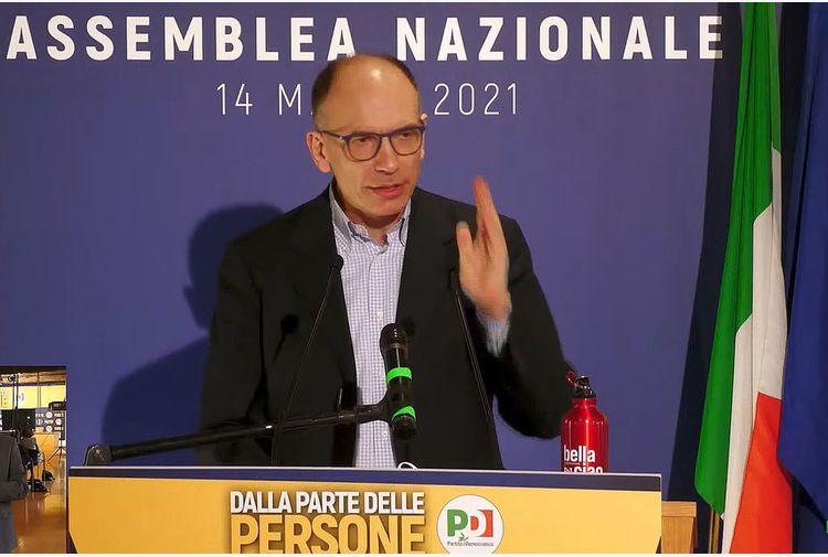 Letta: sabato lancio 'agorà democratiche', ci apriamo alla base