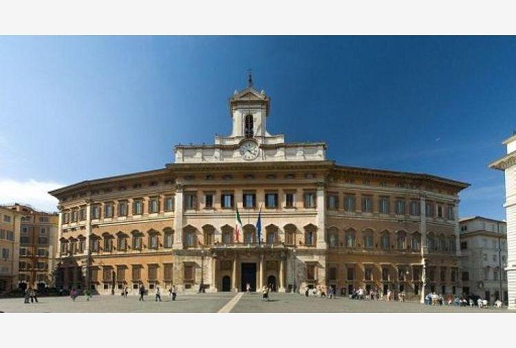 Piazza Montecitorio e piazza Colonna blindate per manifestazione