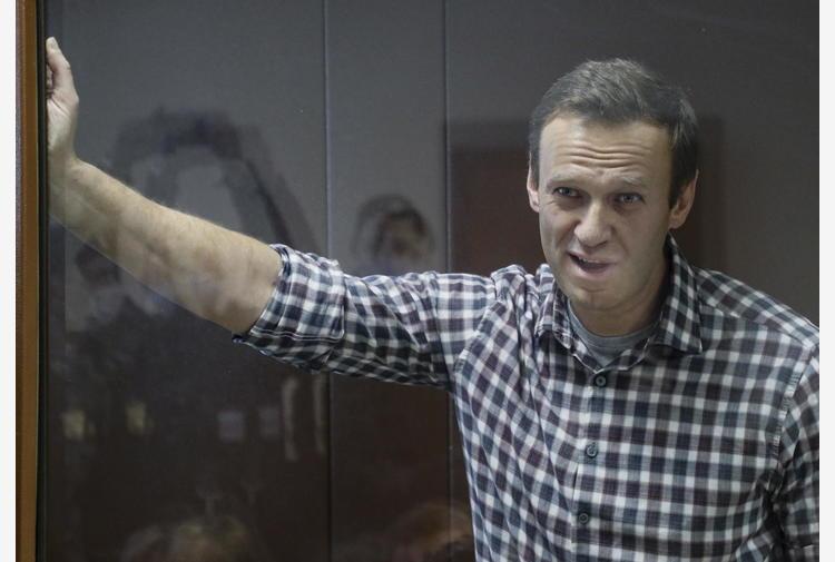 Navalny 'minacciato di alimentazione forzata'