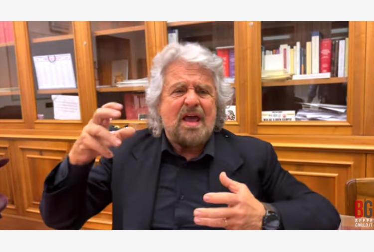 M5s: Grillo ricorda G.Casaleggio, vedessi cosa succede!