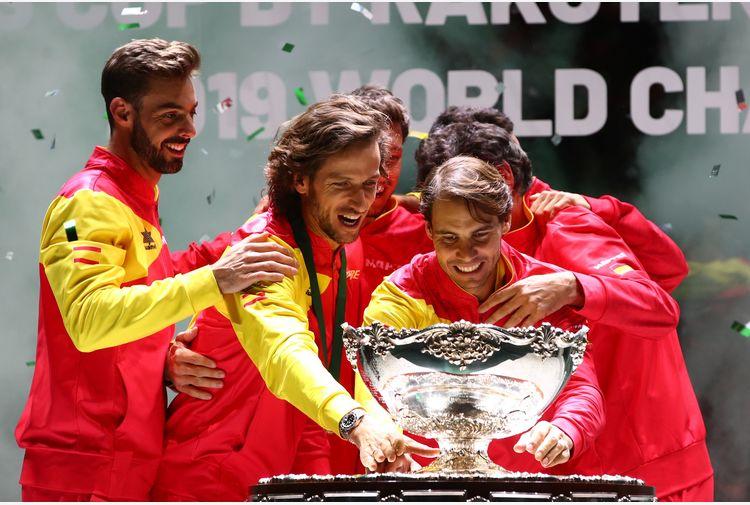 Davis Cup by Rakuten Finals 2021  a Torino: è ufficiale