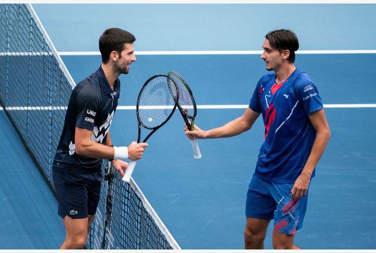 Classifica ATP: Djokovic in vetta, poker azzurro in Top 30