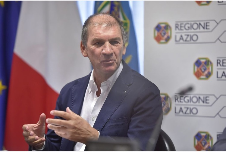 Marco Vincenzi nuovo presidente del Consiglio regionale del Lazio