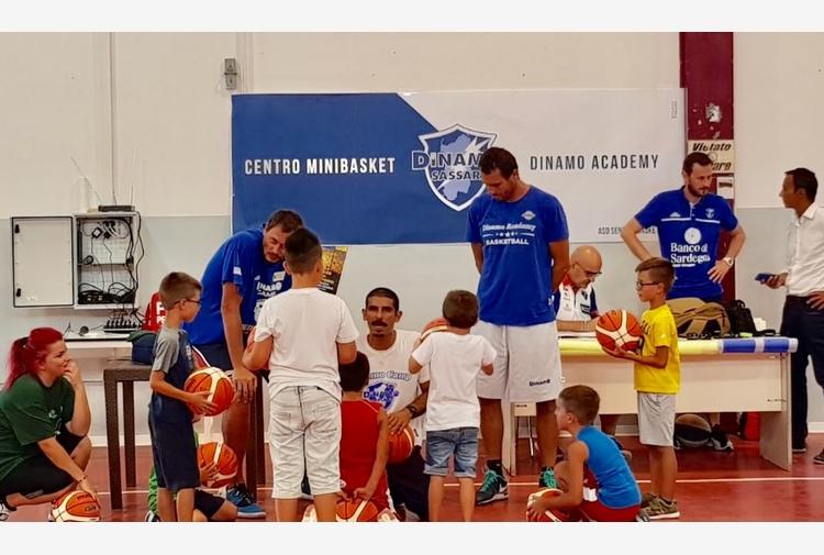 Sospesa l'attività del Mini Basket