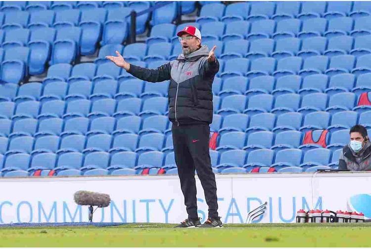 Klopp 'Sembra che Liverpool sia già fuori, noi ci proveremo'