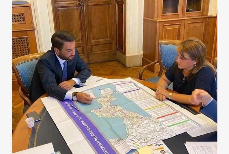 Calabria, al via progetto fattibilità tracciato Rossano-Sibari SS106