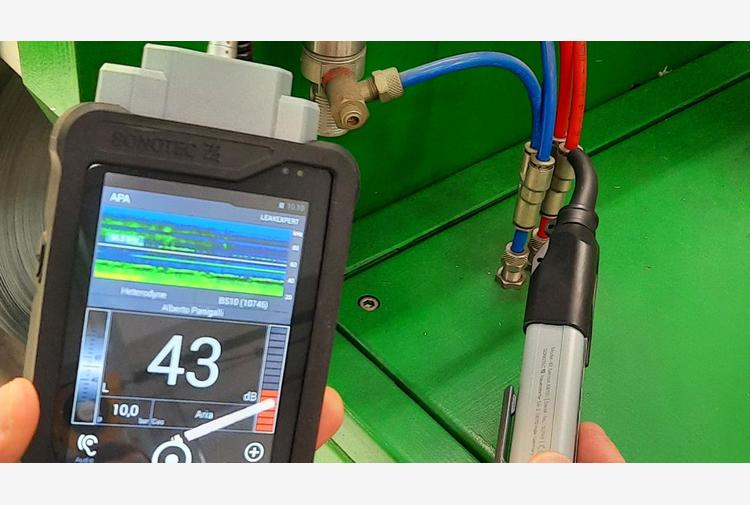 Efficienza energetica e aria compressa, i vantaggi di una corretta manutenzione