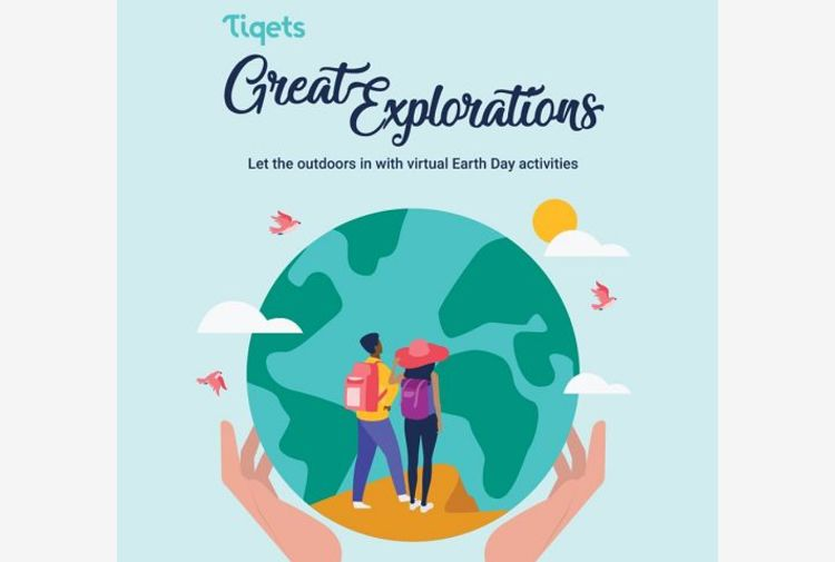 Il 22 aprile è l'Earth Day, Tiqets lancia 'Great Explorations'