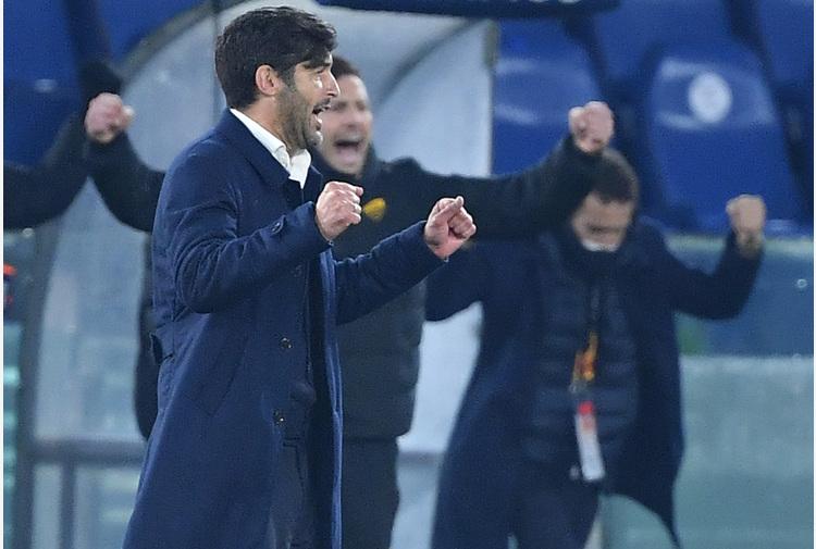 Europa League: Fonseca, non so se allenerò Roma in futuro