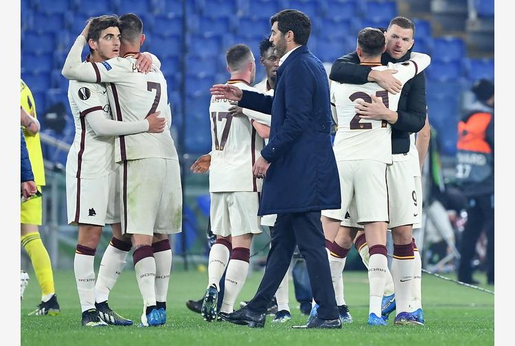 Europa League: Fonseca'motivo orgoglio rappresentare Italia'