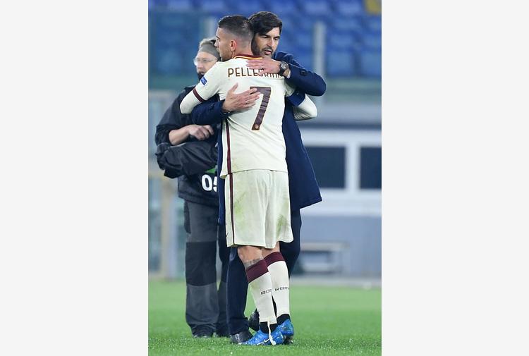 Europa League:Pellegrini, niente euforia, testa a semifinale