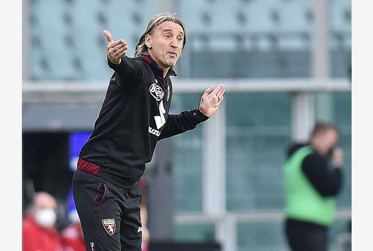 Calcio:Nicola 'strada giusta, domani serve Torino energico'