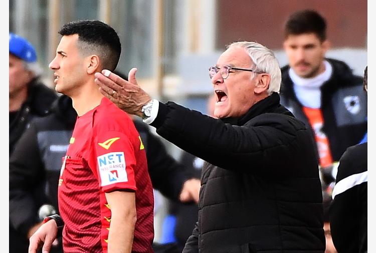 Samp: Ranieri, è cambiato atteggiamento e abbiamo vinto