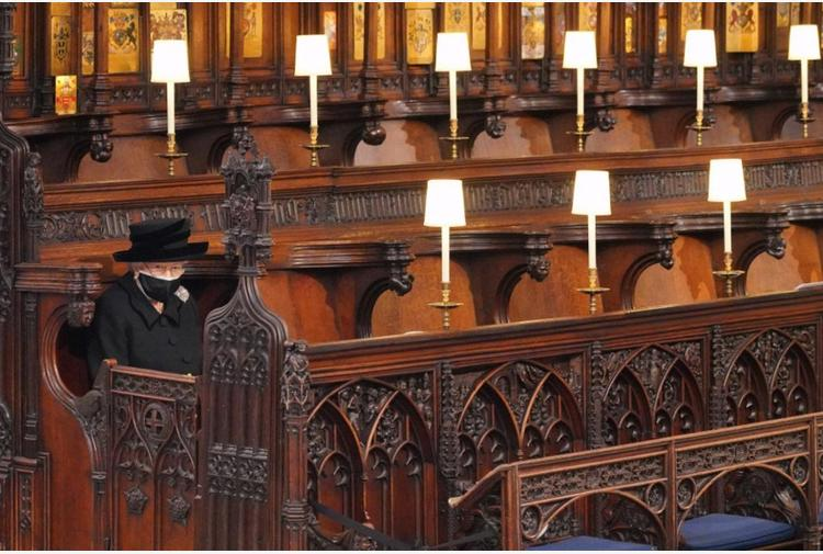 Funerale principe Filippo a Londra
