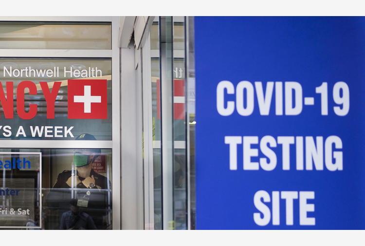Covid: Nyt, in 21 Stati Usa aumento casi del 10%