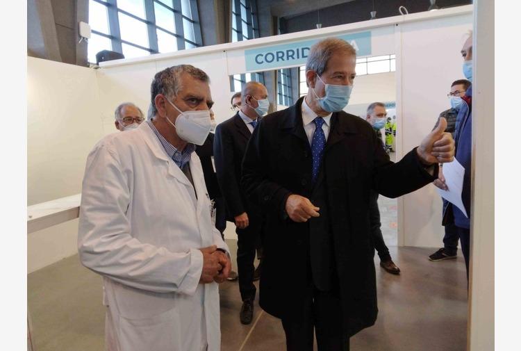 Coronavirus, in Sicilia prosegue boom vaccinati con AstraZeneca